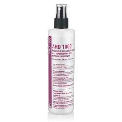 AHD 1000 250ml Alcoholic preparation for disinfection of skin, hands and surfaces with atomizer