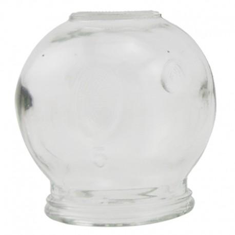 Bańka szklana rozmiar 5 fi 55mm