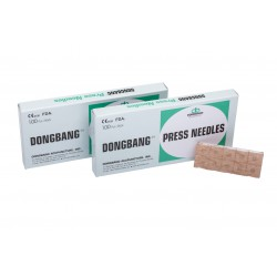 Igły do ucha DONGBANG 0,20x2x1,0 100 szt