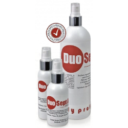 Обезораживающее средство DUO SEPT AG+ 100 мл ( перекись водорода + серебро)