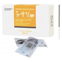Иглы для су Джок терапии 0,18 x 8 мм Korean Dong Bang 100 шт.