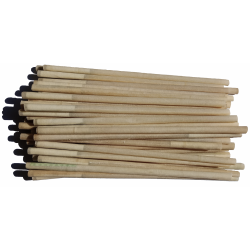 Wax candles for ear candles type Hopi 6 mm 50 pcs. (25 pairs)
