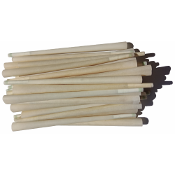 Candles / Wax conchs for ear candles type Hopi 50 pcs. (25 pairs)