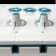 Urządzenie do elektrostymulacji Hwato SDZ II z zegarem cyfrowym