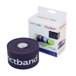 Floss Band Sanctband flossing tape – purple (strong resistance)