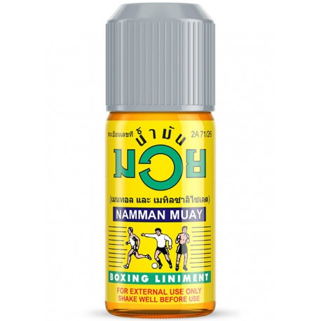 Olejek tajski Namman Muay 450 ml