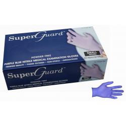 Одноразовые нитриловые перчатки неопудренные 100 шт.