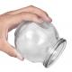 Bańka szklana rozmiar 3 fi 40mm
