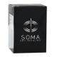 Igły ze stalowym uchwytem i prowadnicą SOMA 100 szt.