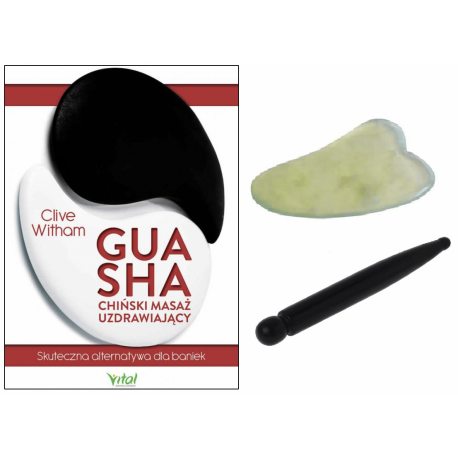 Gua Sha chiński masaż uzdrawiający. Skuteczna alternatywa dla baniek.