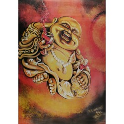 Wesoły Budda