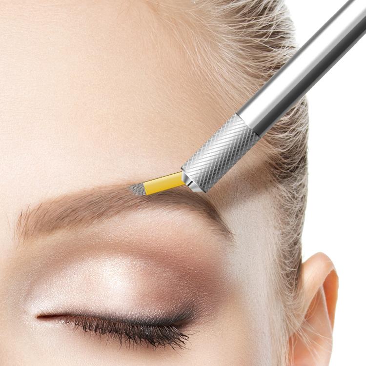 C-Shape-Tattoo-Needles-Permanent-Makeup-